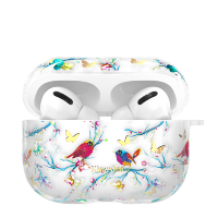 Чехол Kingxbar Fresh для Apple Airpods Pro Magpie