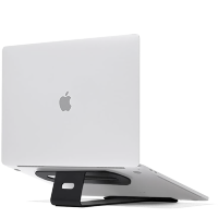 Подставка Twelve South ParcSlope II для MacBook & iPad Серебро